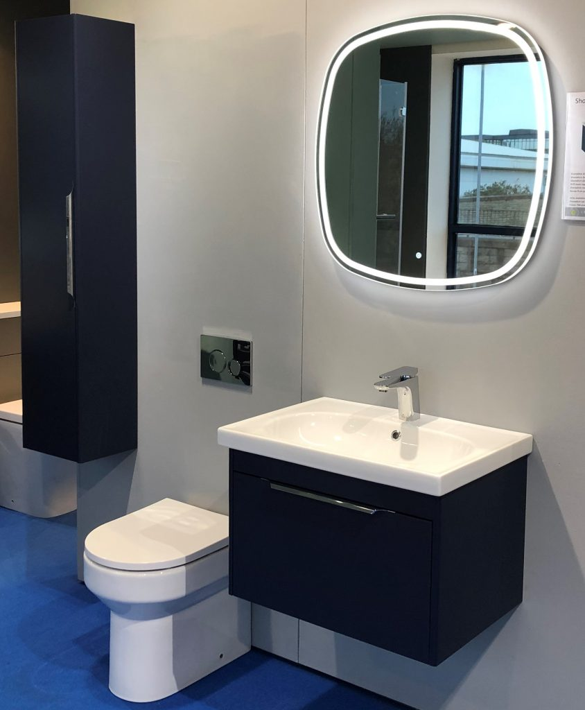 Wall Mounted Vanity Units Invent Bathrooms